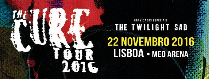 Compra aquí tus entradas para el concierto de The Cure en Lisboa en 2016
