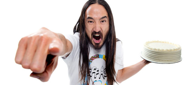Steve Aoki en el cartel de la EDP Beach Party 2018