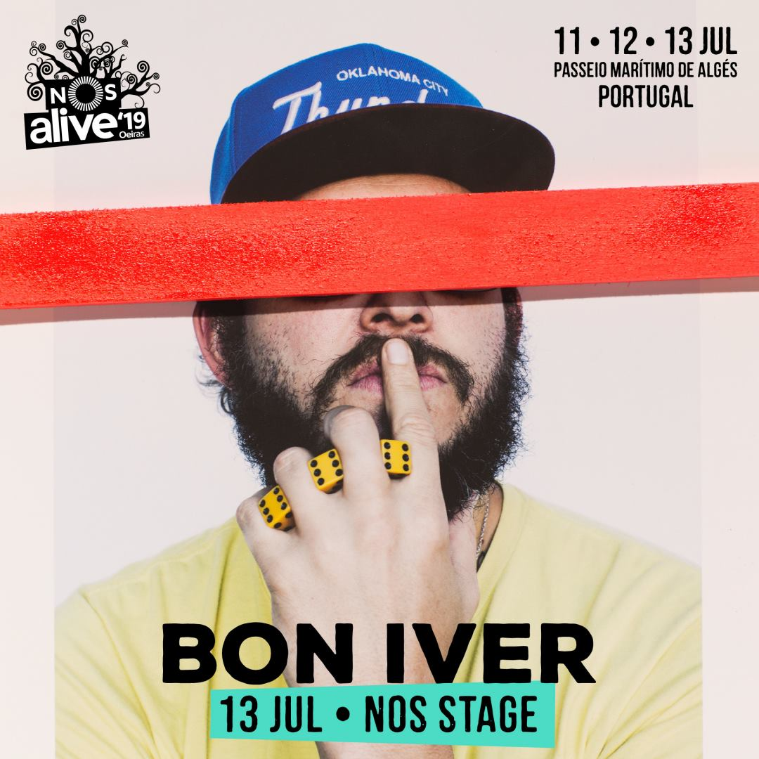 Bon-Iver-NOS-Alive-2019-entradas-MasQueTicket