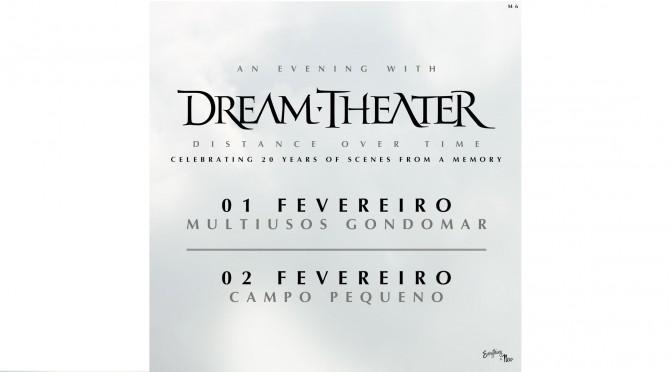 Dream Theater. Gira 2020. Entradas oficiales. Bus
