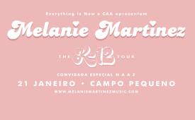Melanie Martinez en Lisboa. Concierto enero 2020