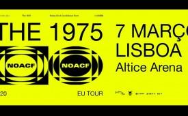 Entradas oficiales para THE 1975 en Lisboa. 7 de marzo 2020