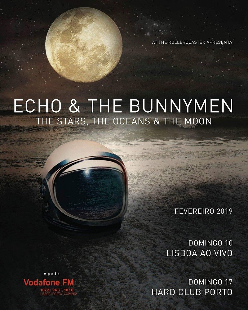 ECHO AND THE BUNNYMEN (Oporto y Lisboa)