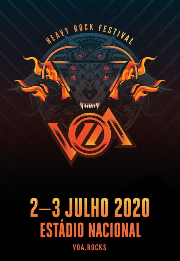 VOA Heavy Rock Festival 2020
