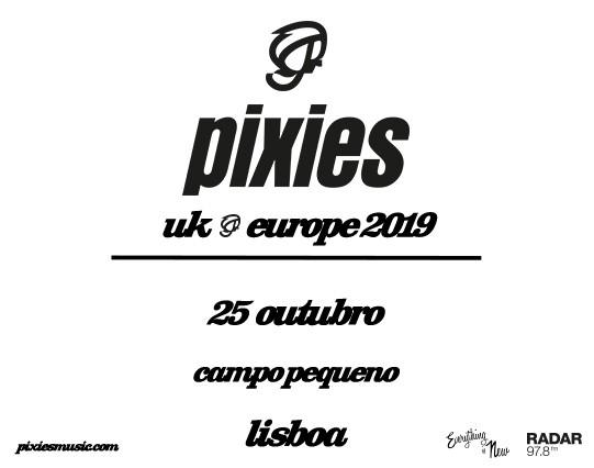 PIXIES (Lisboa)