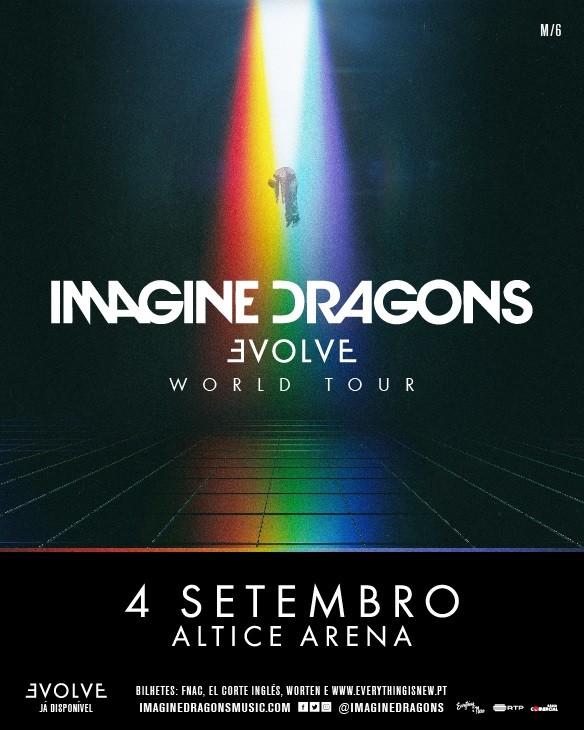 IMAGINE DRAGONS (Lisboa)