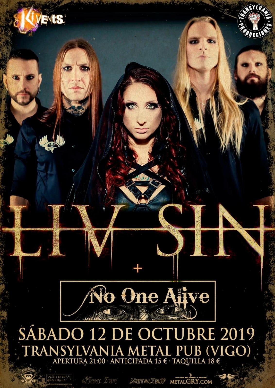 LIV SIN (Vigo, España)