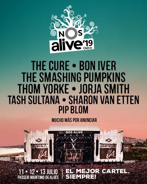 Festival NOS Alive 2019