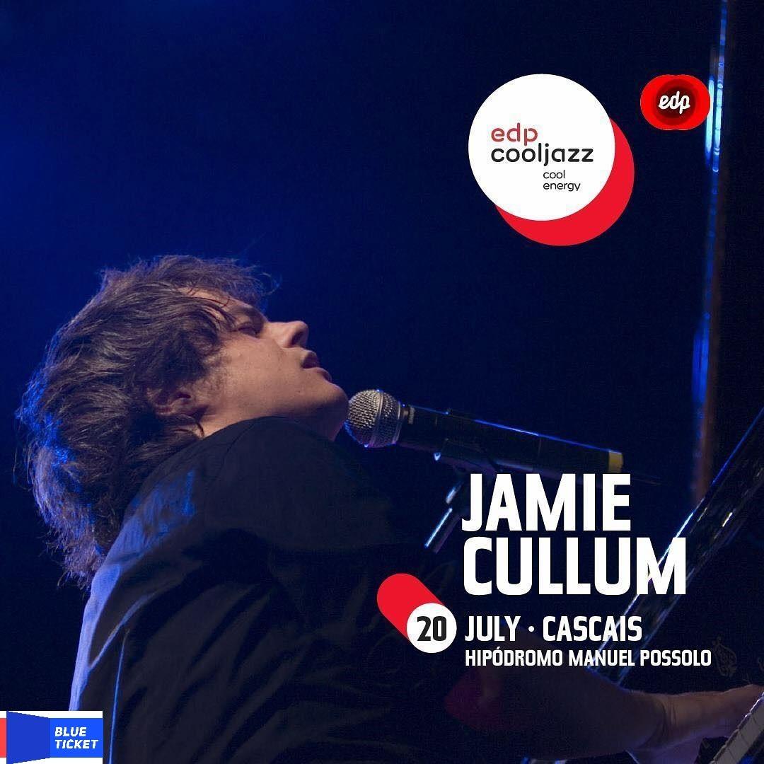 JAMIE CULLUM - 16º EDPCOOLJAZZ 2019 (Cascais)