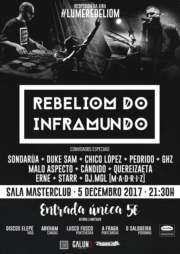 REBELIOM DO INFRAMUNDO (Vigo)