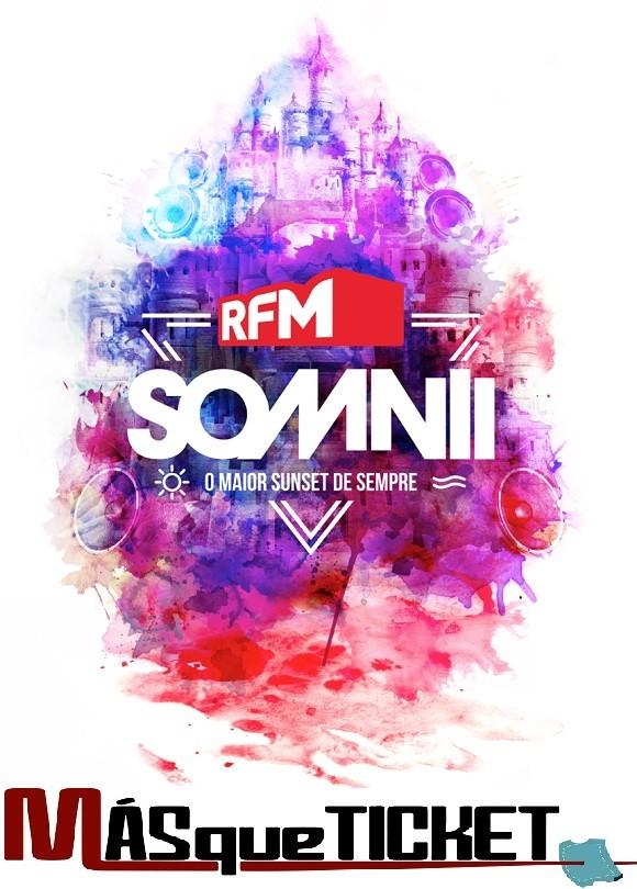 RFM SOMNII 2016 - Figueira da Foz (con Hardwell)