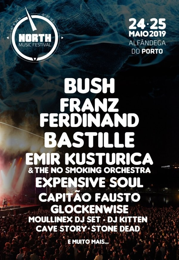 NORTH MUSIC FESTIVAL 2019 (Oporto)