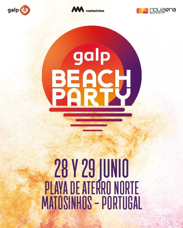 GALP BEACH PARTY 2019 (Nova Era - Matosinhos)