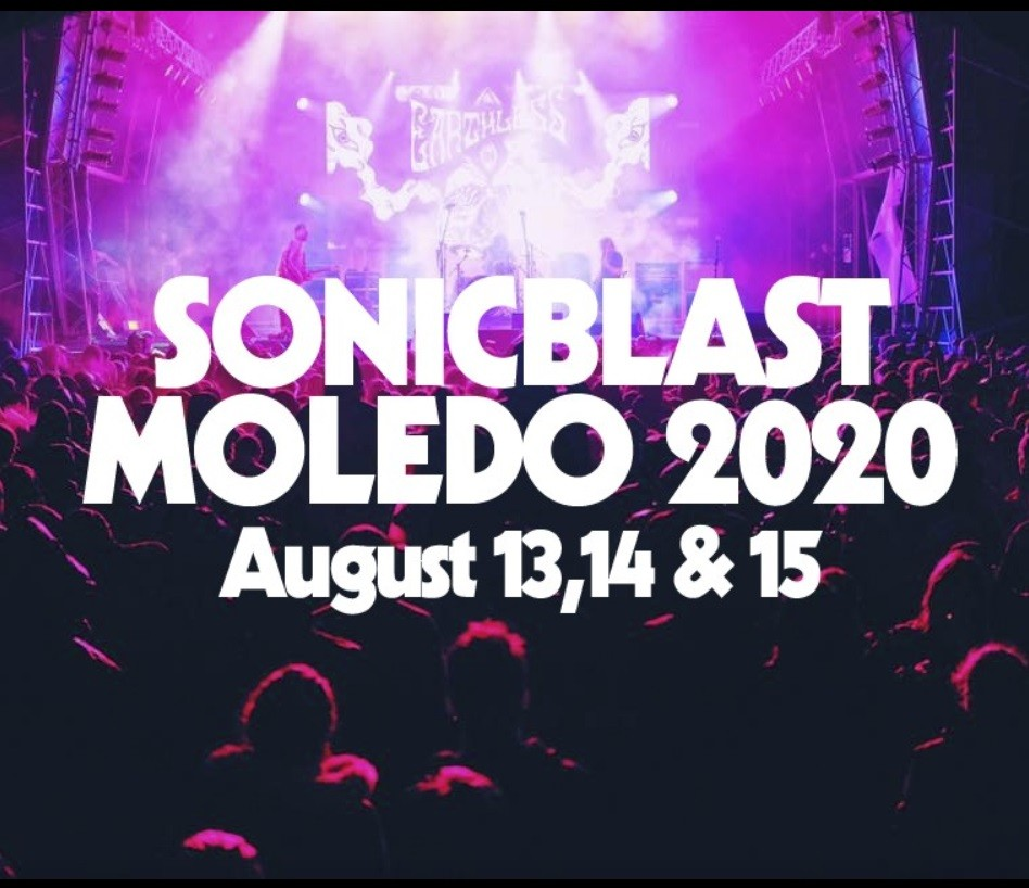 SONICBLAST MOLEDO 2020