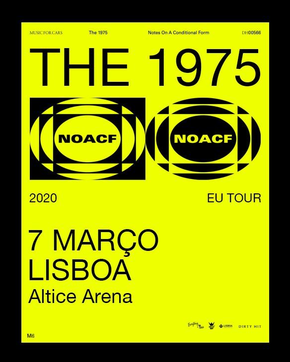 THE 1975 (Lisboa, Portugal)
