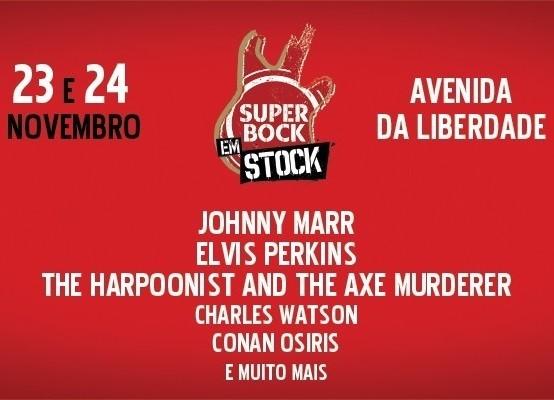 SUPER BOCK EM STOCK 2018 (Lisboa)