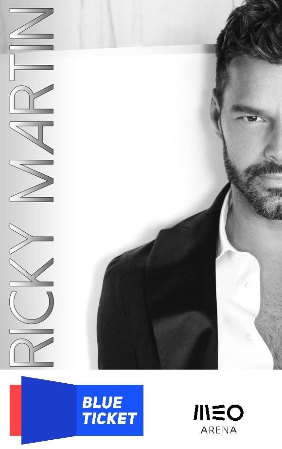 RICKY MARTIN (Lisboa)