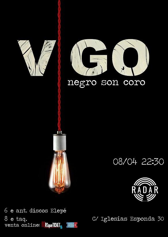 V-Go! Negro Son Coro (por Woyza)
