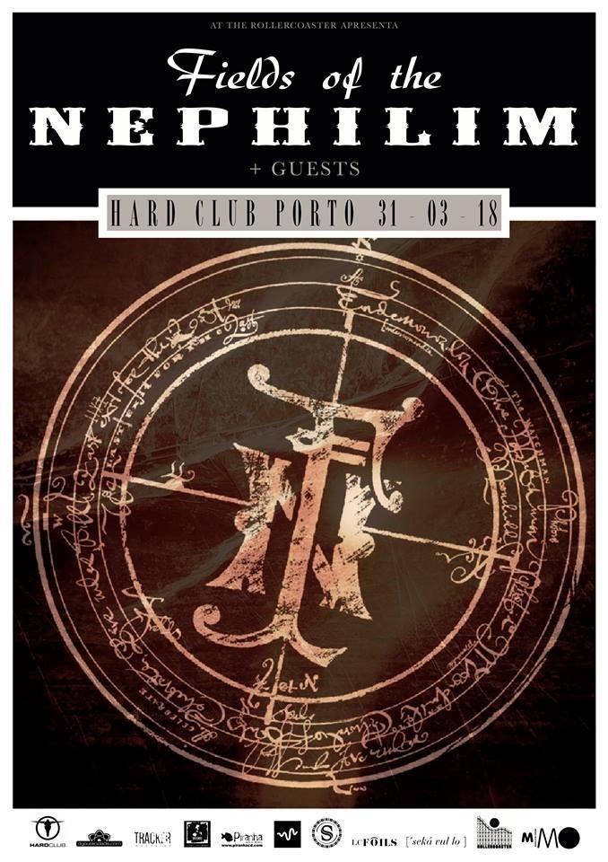 FIELDS OF THE NEPHILIM (Oporto)