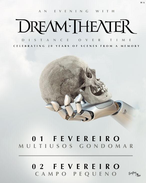 DREAM THEATER (Lisboa)