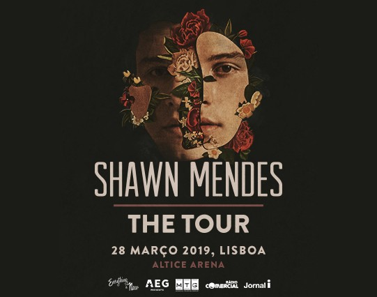 SHAWN MENDES: THE TOUR (Lisboa)