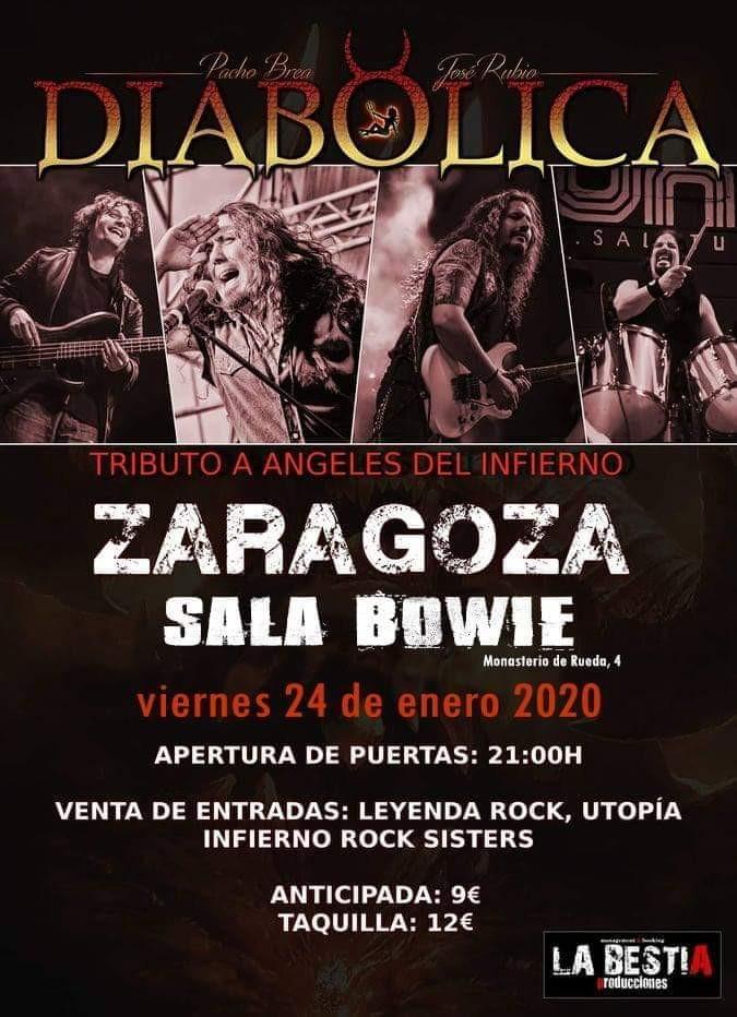 DIABOLICAL (Zaragoza)