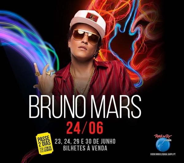 ROCK IN RIO LISBOA 2018 (confirmado: Bruno Mars)