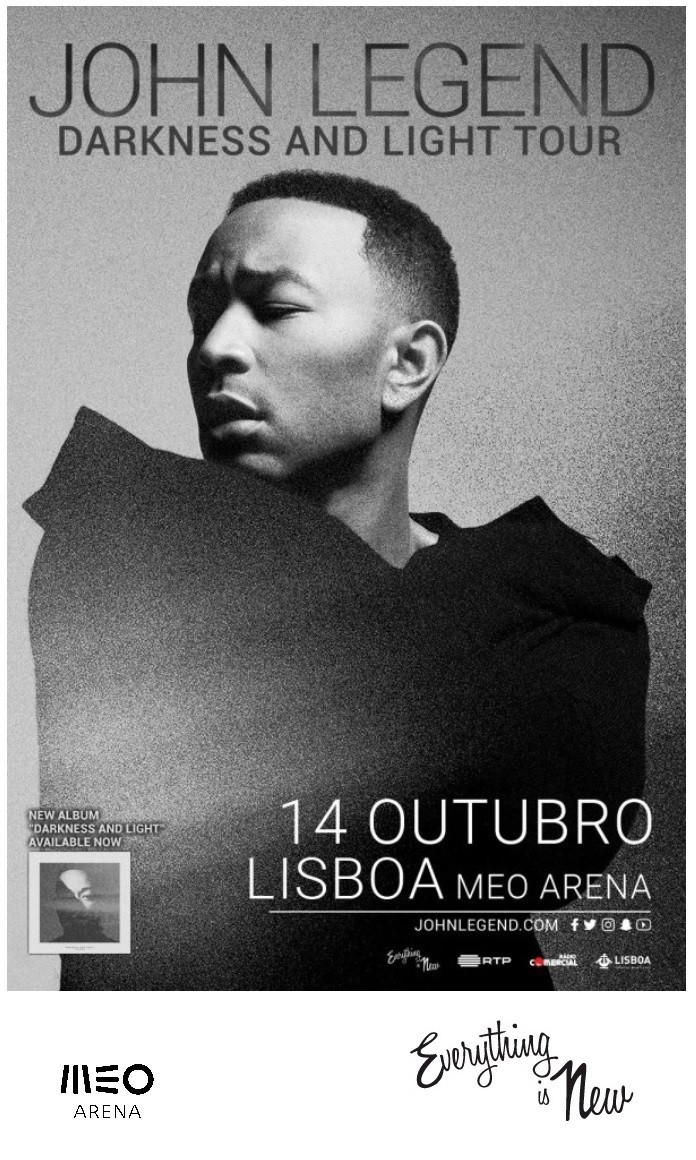 JOHN LEGEND (Lisboa)