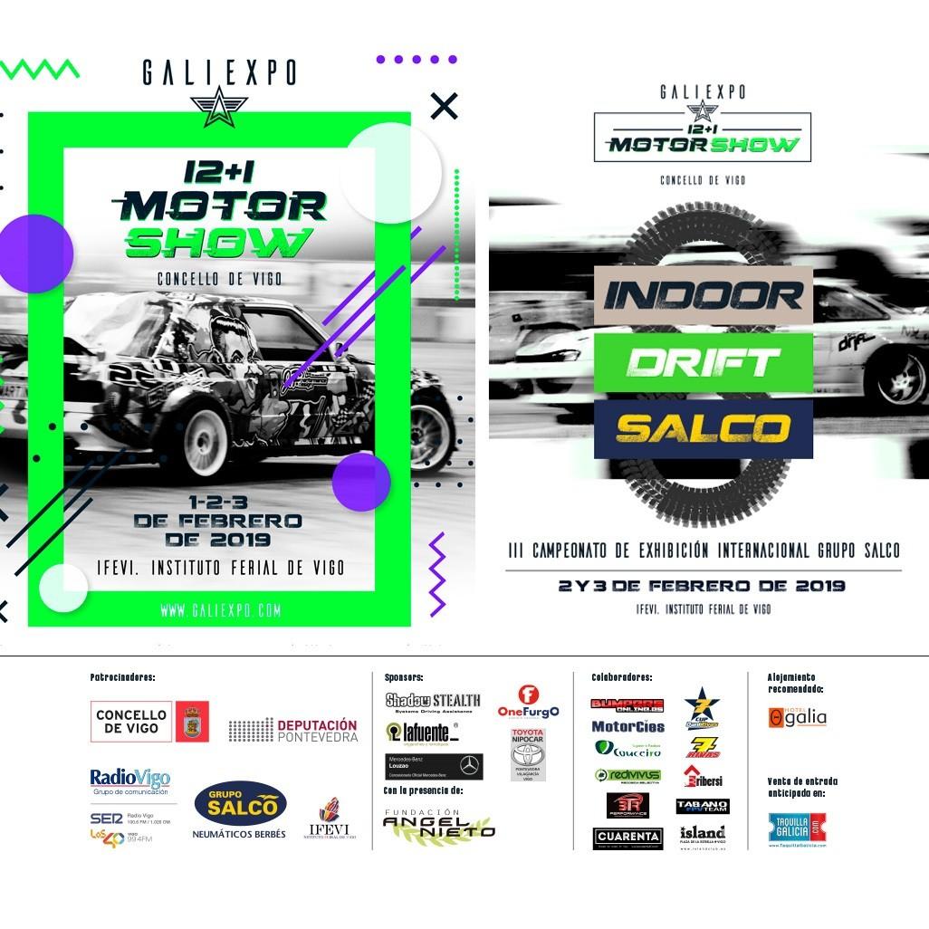 12+1 GALIEXPO MOTOR SHOW (Vigo)