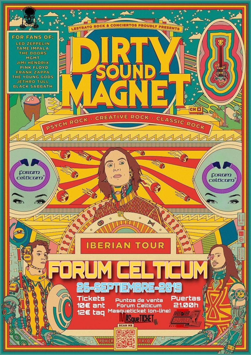 DIRTY SOUND MAGNET (A Coruña, España)