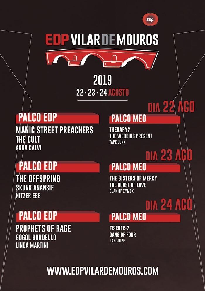 Festival EDP VILAR DE MOUROS 2019