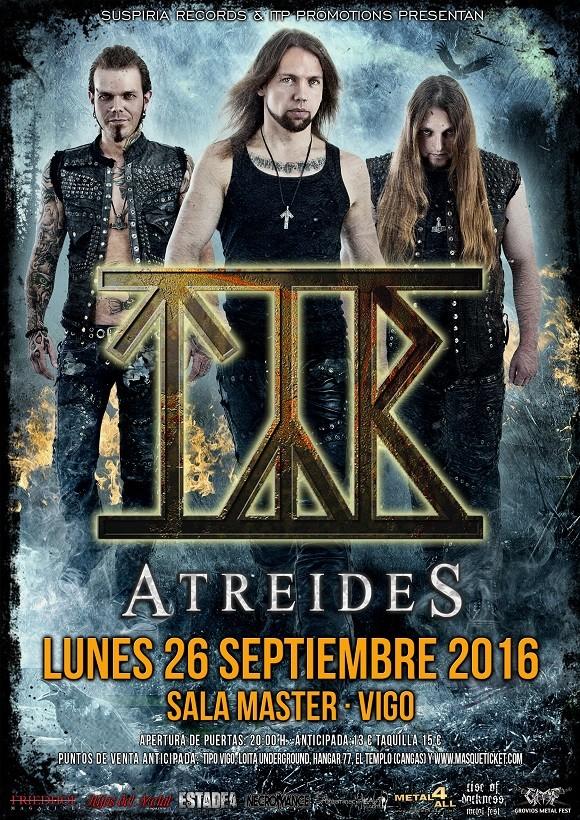 TYR + ATREIDES (Vigo)
