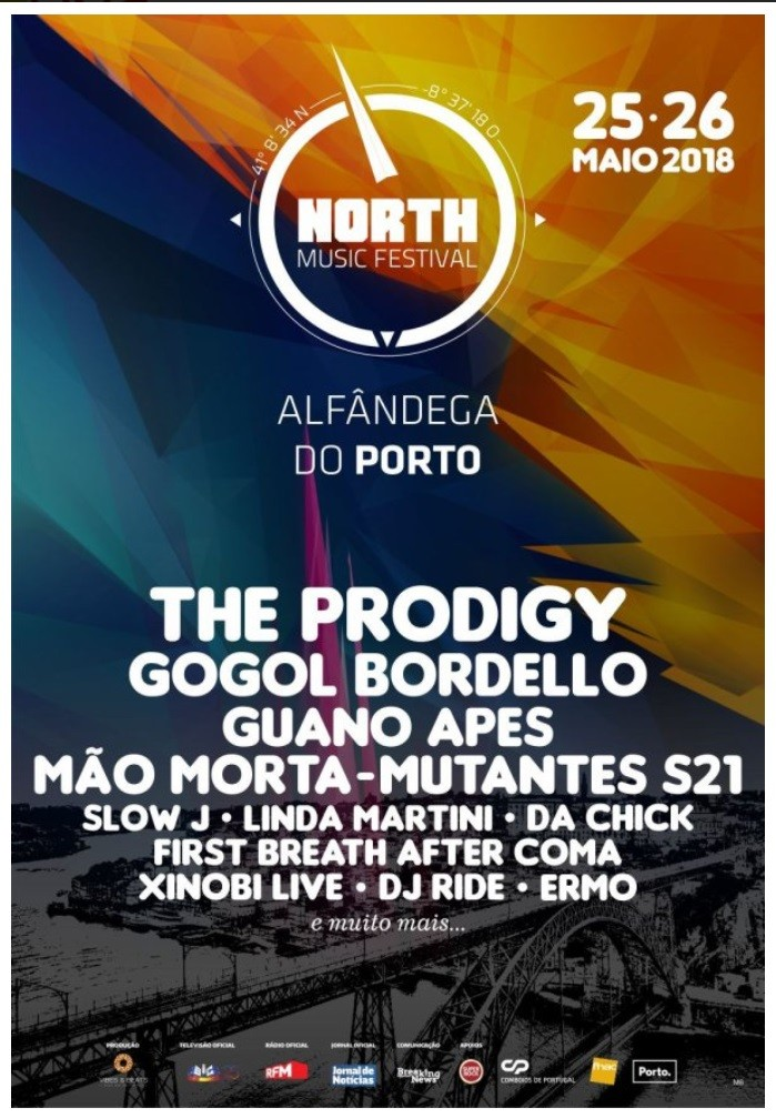 NORTH MUSIC Festival (Gogol Bordello, Guano Apes, The Prodigy)