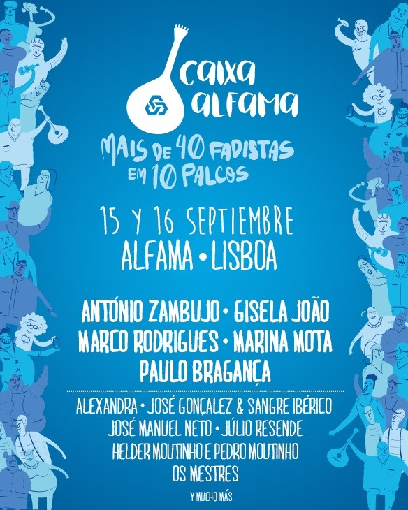 CAIXA ALFAMA 2017 (festival de fado)