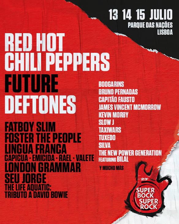 Festival SUPER BOCK SUPER ROCK 2017