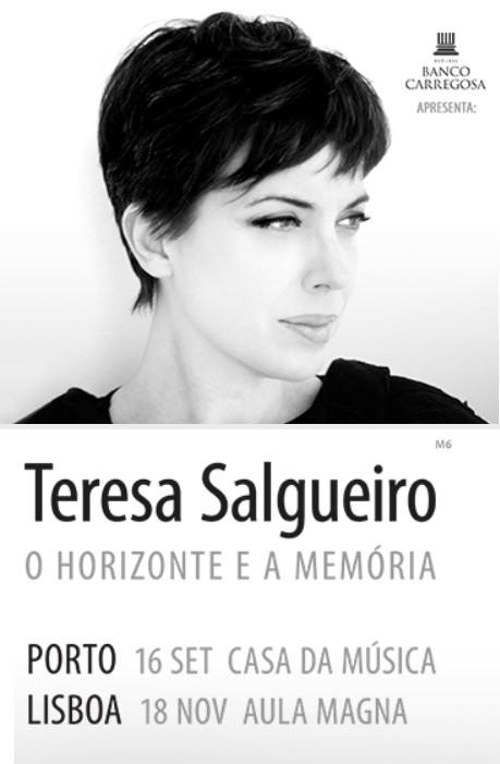 TERESA SALGUEIRO (Lisboa)
