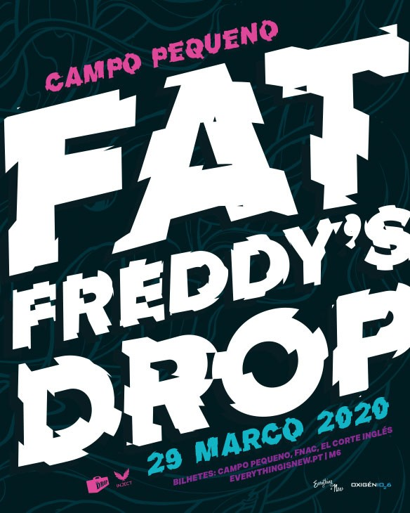 FAT FREDDY'S DROP (Lisboa)
