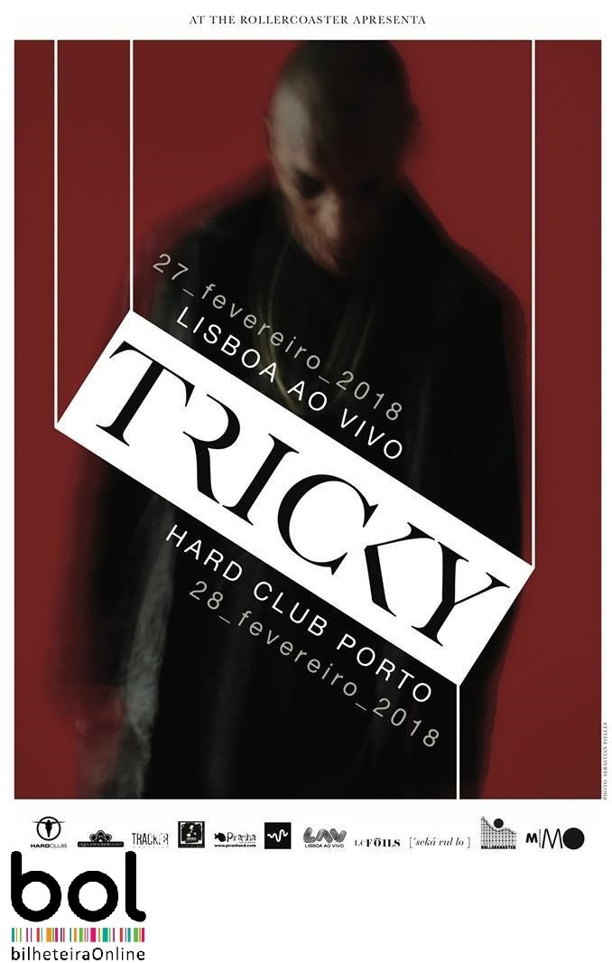 TRICKY (concierto en Oporto)