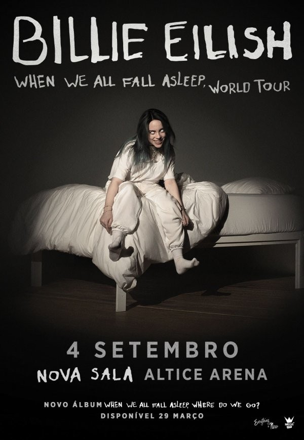 BILLIE EILISH (Lisboa)