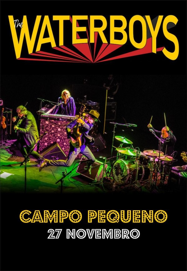 THE WATERBOYS (Lisboa)