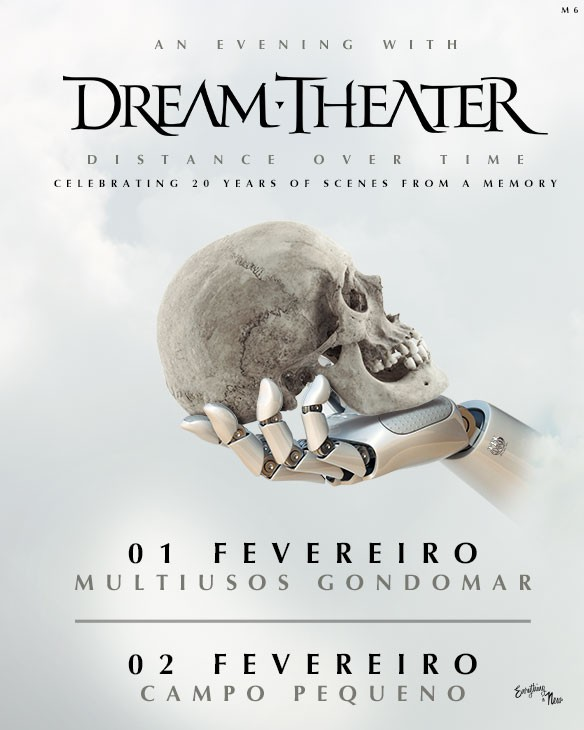 DREAM THEATER (Gondomar, Oporto)