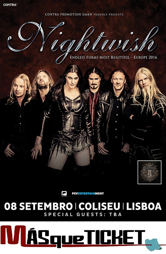 NIGHTWISH (Lisboa)