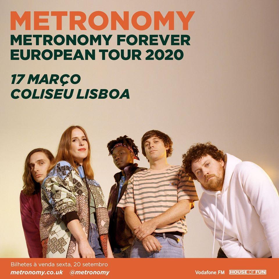 METRONOMY (Lisboa)