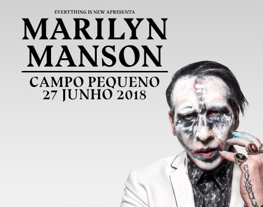 MARILYN MANSON (Lisboa)