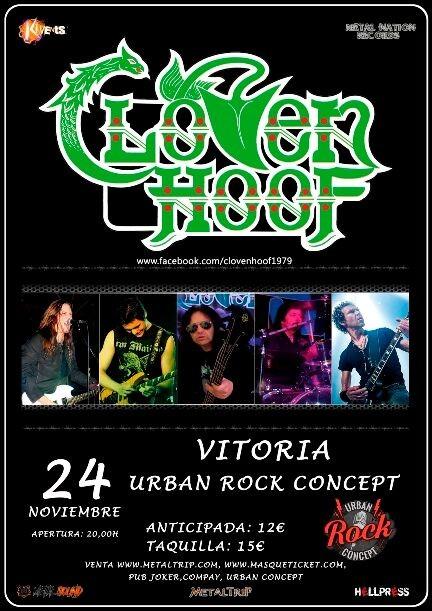 CLOVEN HOOF (Vitoria)