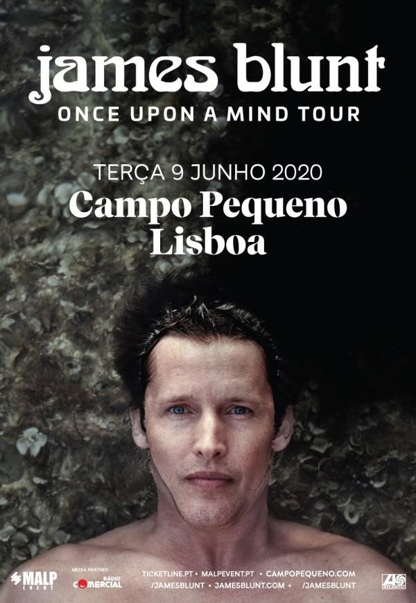 JAMES BLUNT - Once Upon A Mind Tour (Lisboa)