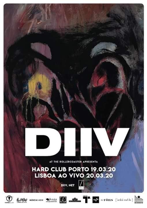 DIIV + CHASTITY (Oporto / Lisboa)