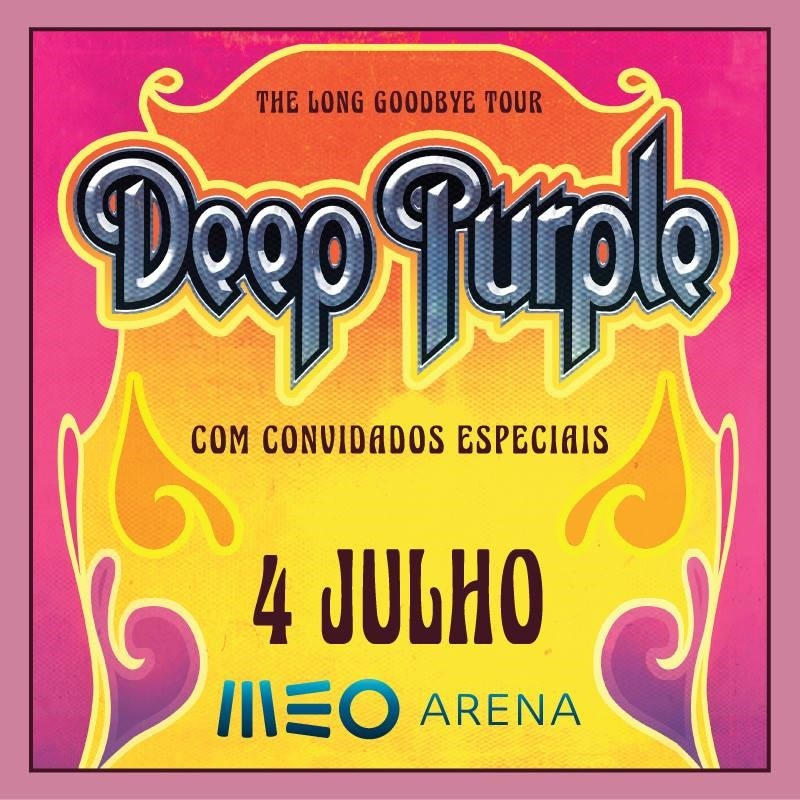 DEEP PURPLE (Lisboa)
