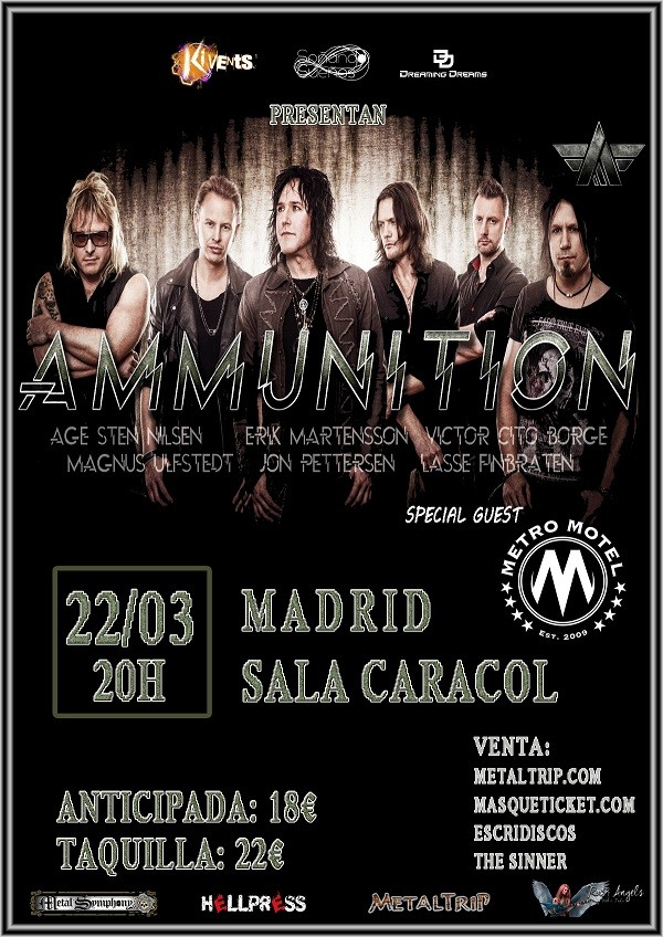 AMMUNITION (Madrid)