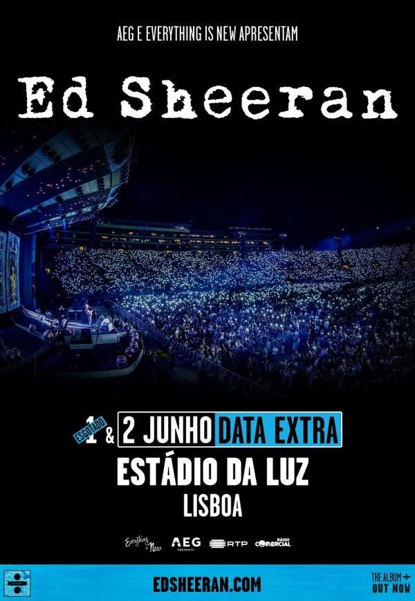 ED SHEERAN (Lisboa)